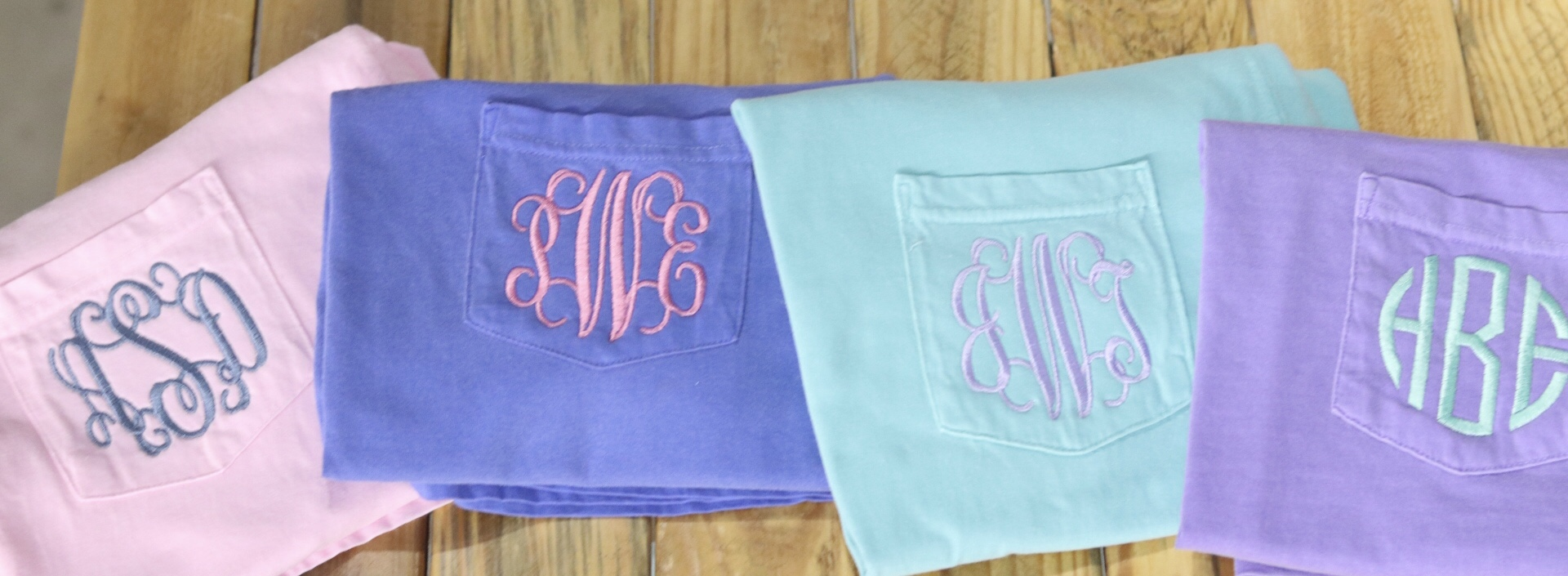 Discover monogrammed tees and shirts for women - hats, swimwear, bags and accessories.